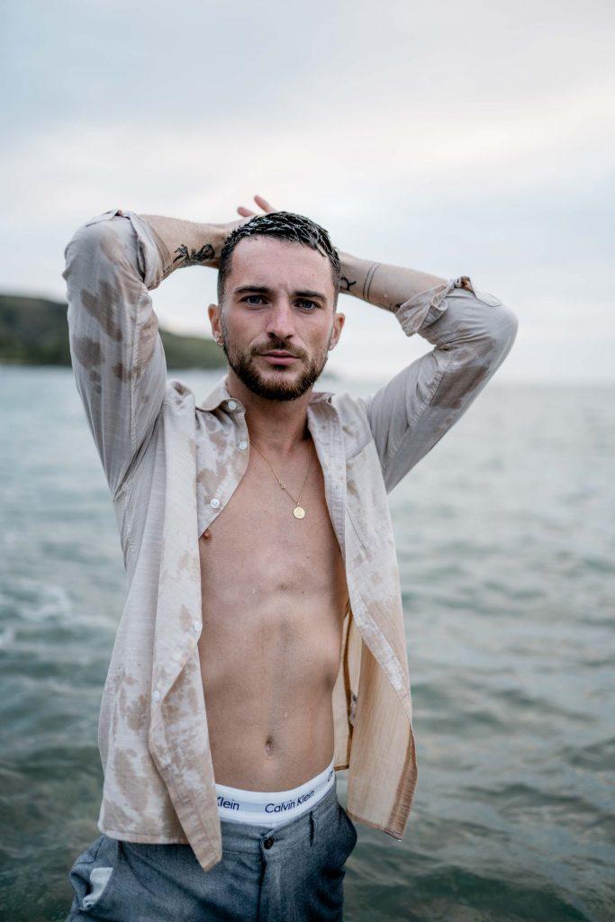 Nicolas Hinet modèle