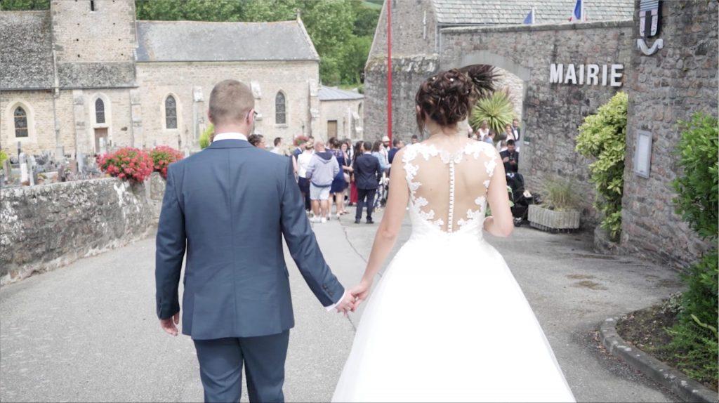 film mariage normandie